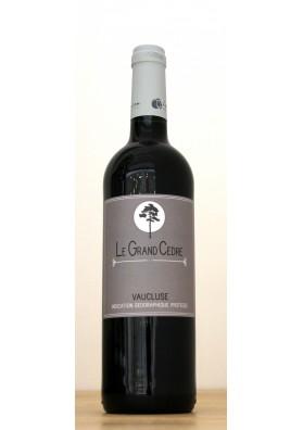 Le Grand Cèdre Rouge Vin