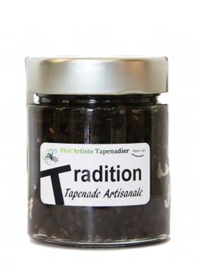 Traditionelle Tapenade 135g