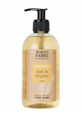 Liquid soap from Marseille with Honey Fragrance 500ml
