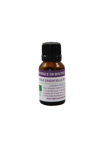 Essential Lavandin Oil - Organic 15ml