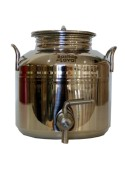 Stainless Steel Drum 3 litres