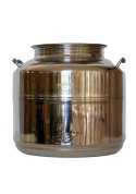 Stainless Steel Drum 30 litres