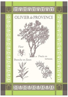Tea towel Olive Tree Anise