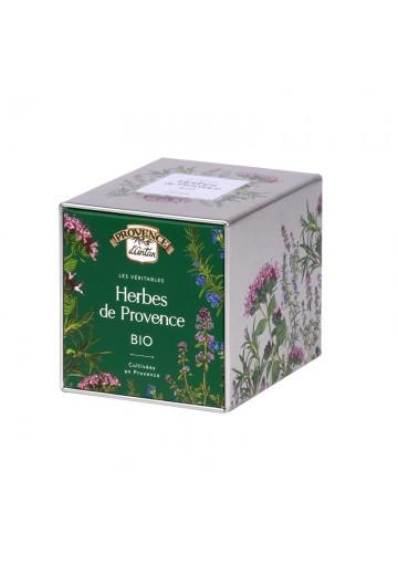 Bio-Kräuter der Provence Metalldose 25g