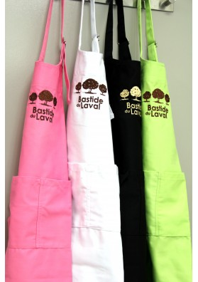 "Apron ""Bastide du Laval"" for children"