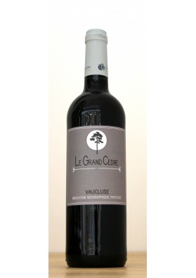 Le Grand Cèdre Rouge Vin
