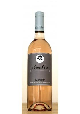 Le Grand Cèdre Rosé Vin
