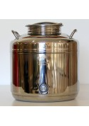 Stainless Steel Drum 15 litres