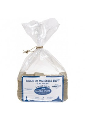 Marseille Soap, bag of 1kg (cut in slices)