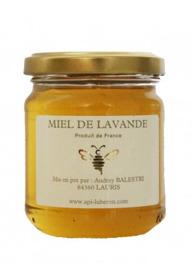 Lavender honey 250g