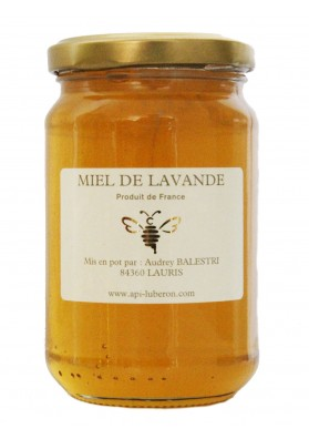Lavender honey 400g