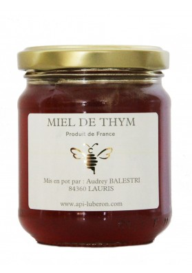 Thyme Honey 250g