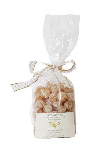 Honey and Propolis candies