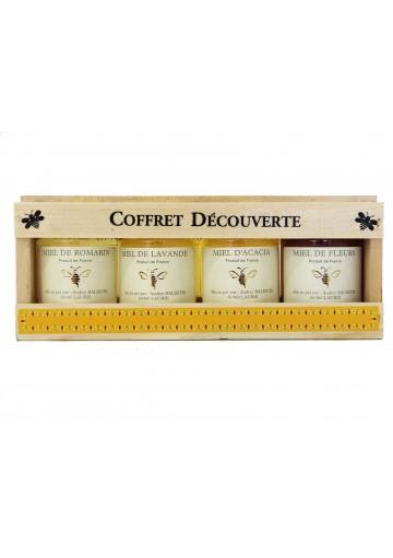 Discovery Box 4 honeys