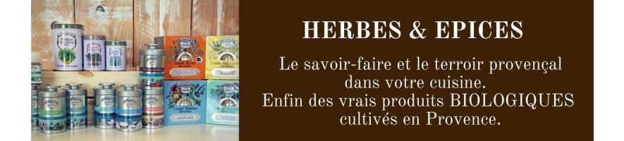 Épices de Provence